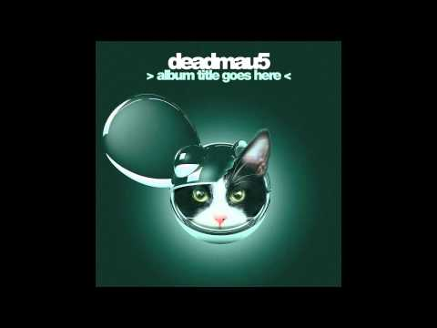 deadmau5 - Professional Griefers (featuring Gerard Way) (Cover Art)