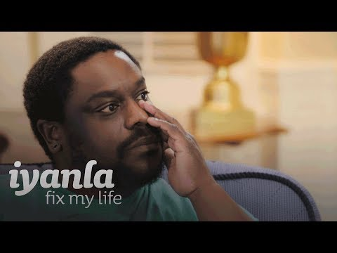 A Rape Survivor Learns an Important Strategy for Healing from His Trauma   Iyanla: Fix My Life   OWN