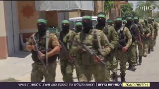 """#x202b;חמאס: """"מחויבים לרגיעה – כל עוד ישראל מחויבת אליה""""#x202c;lrm;"""