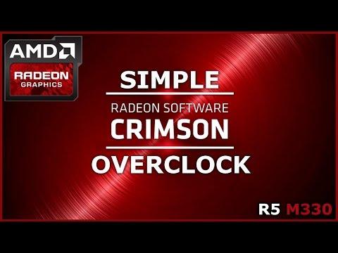 HOW TO Overclock AMD Graphics Card in Radeon Software Crimson