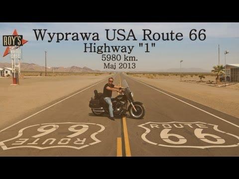 TRIP TOUR EXCURSION ROUTE 66 USA Trailer