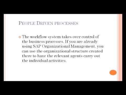 SAP WorkFlow Training | SAP WorkFlow Demo Video