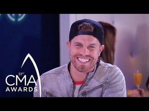 Dustin Lynch | 51st CMA Awards Radio Remote | CMA