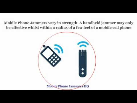 How do Mobile Phone Jammers Work?