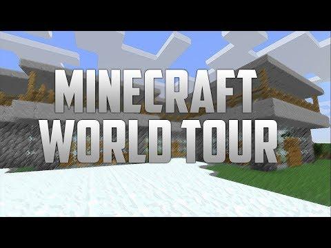 Minecraft: SEASON 2 FULL TOUR! (Minecraft World Tour)