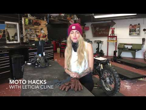 Moto Hacks - How to keep your hands and fingers warm