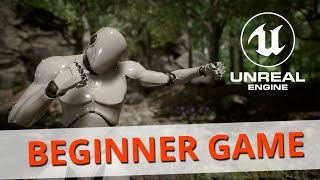 Unreal Engine Beginner Tutorial: Building Your First Game