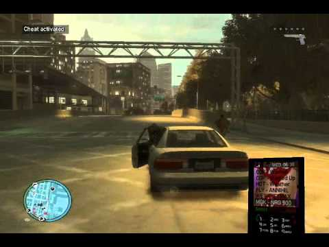 test video GTA IV :D GamePlay