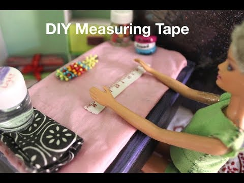 DIY Corner | How to make a measuring tape