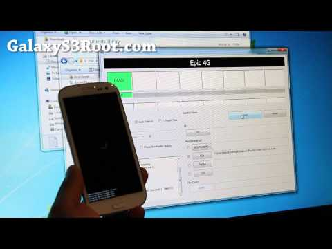 How to Root Galaxy S3!