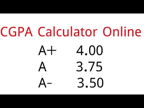 CGPA Calculator - GPA/CGPA Calculation  All university