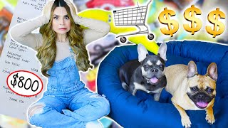 Buying My Dogs Everything They Touch!!