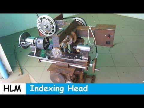 Homemade milling machine part 10