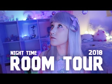 cute ROOM TOUR | at Night  ›› Namikolinx