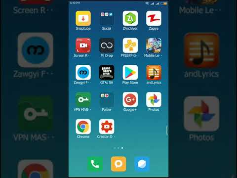 How to change zawgyi font in android mobile without root lastest update