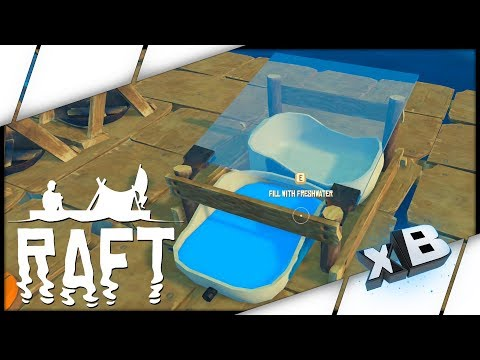 Advanced Water Purifier! :: Raft Multiplayer Gameplay :: E08
