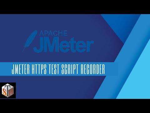 Jmeter Tutorial 17 - Jmeter HTTPS Test Script Recorder