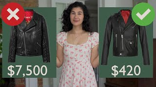 7 Reasons Your Clothes Look Cheap *Even If They're $$$*