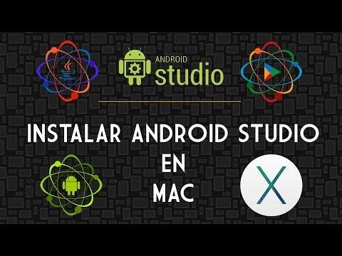 Tutorial - Instalar y configurar Android Studio en Mac OS X