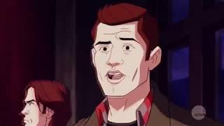 Scoobynatural - Humor (13x16)