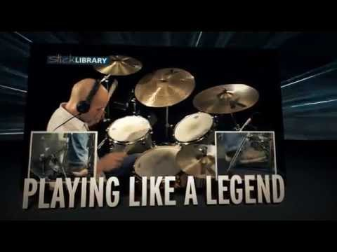 Sticklibrary - Online Drum Lessons & DVDs | Learn How To Play The Drums With Sticklibrary