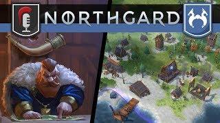 Northgard - Viking RTS (Let's Play the Campaign and Talk Basics)