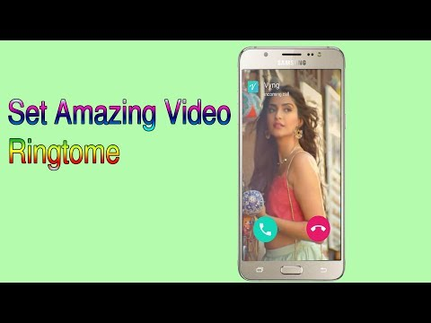 How To Set Video Ringtone on Android By Vyng Video Ringtones Use A Video As Ringtone