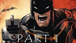 BATMAN SEASON 2 THE ENEMY WITHIN EPISODE 1 Walkthrough Gameplay Part 1 - Riddler (Telltale)