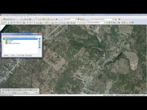 UAV Data Processing in Global Mapper