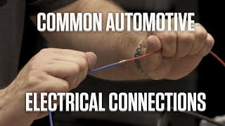 Guide to Common Automotive Electrical Connections | Hagerty DIY