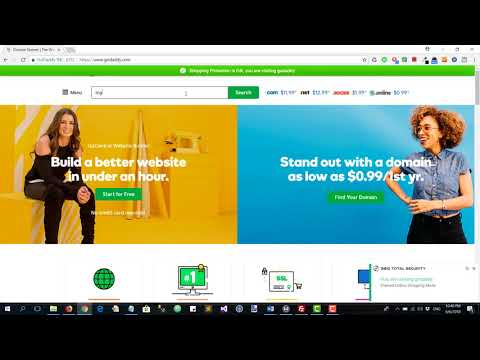 godaddy How to change currency