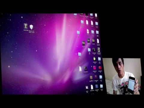 jailbreak &  unlock iphone 3g OS 4  Redsnow on mac