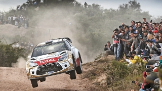 WRC Rally en Argentina Cordoba 2017