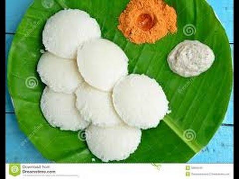 IDLI Recipe   South indian Dish