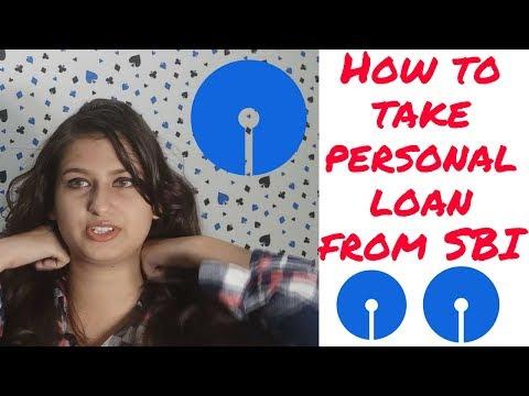 एसबीआई से व्यक्तिगत ऋण कैसे लें   How to take personal loan from SBI   personal loan from SBI