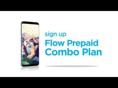 Big value from Flow prepaid mobile