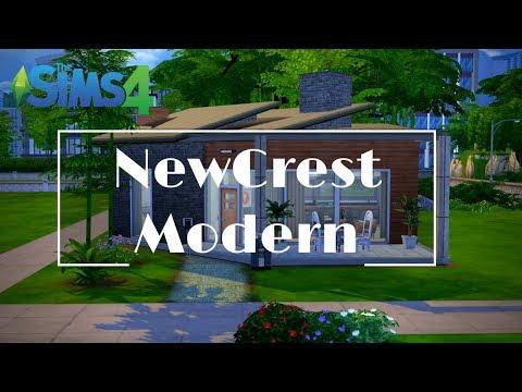 NewCrest Modern | Sims 4