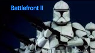 STAR WARS™ Battlefront II with my brother |pt2