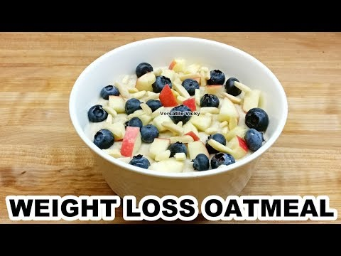 Eat This To Lose Weight - 10Kg | Oats Recipe For Weight Loss