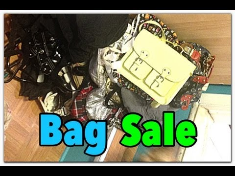 Selling my handbags! PRICES LOWERED!