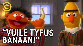 BERT & ERNIE OVER DE VLOER!