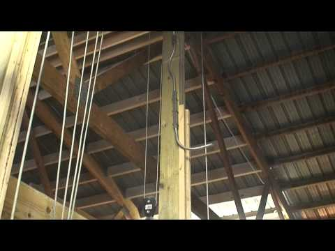 How to Build a Freight Elevator for Your Pole Barn (Part 1)
