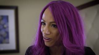 Sasha Banks - Must watch interview: On childhood, journey to WWE, Charlotte, Bayley + Hell in a Cell