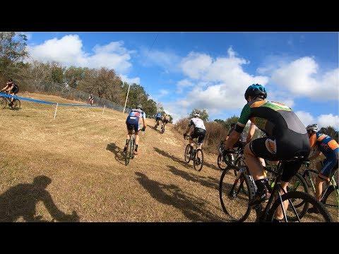 W.A.R. Cyclocross Race - Dec 2 2018 - Lap 1