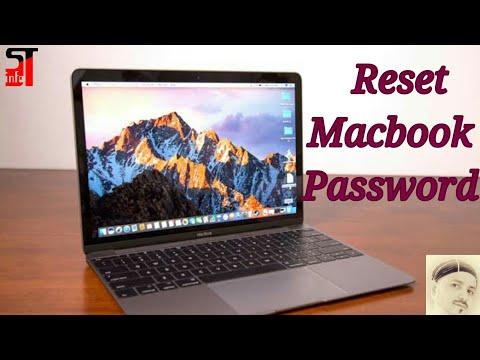 How to reset Macbook password | unlock macbook reset password | forgot password on Mac