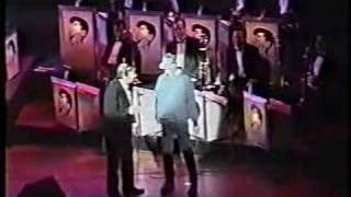 Jerry Lewis gets mad at an imitator