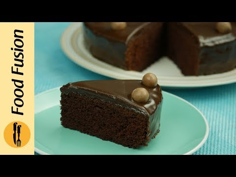 Chocolate Cake Recipe By Food Fusion
