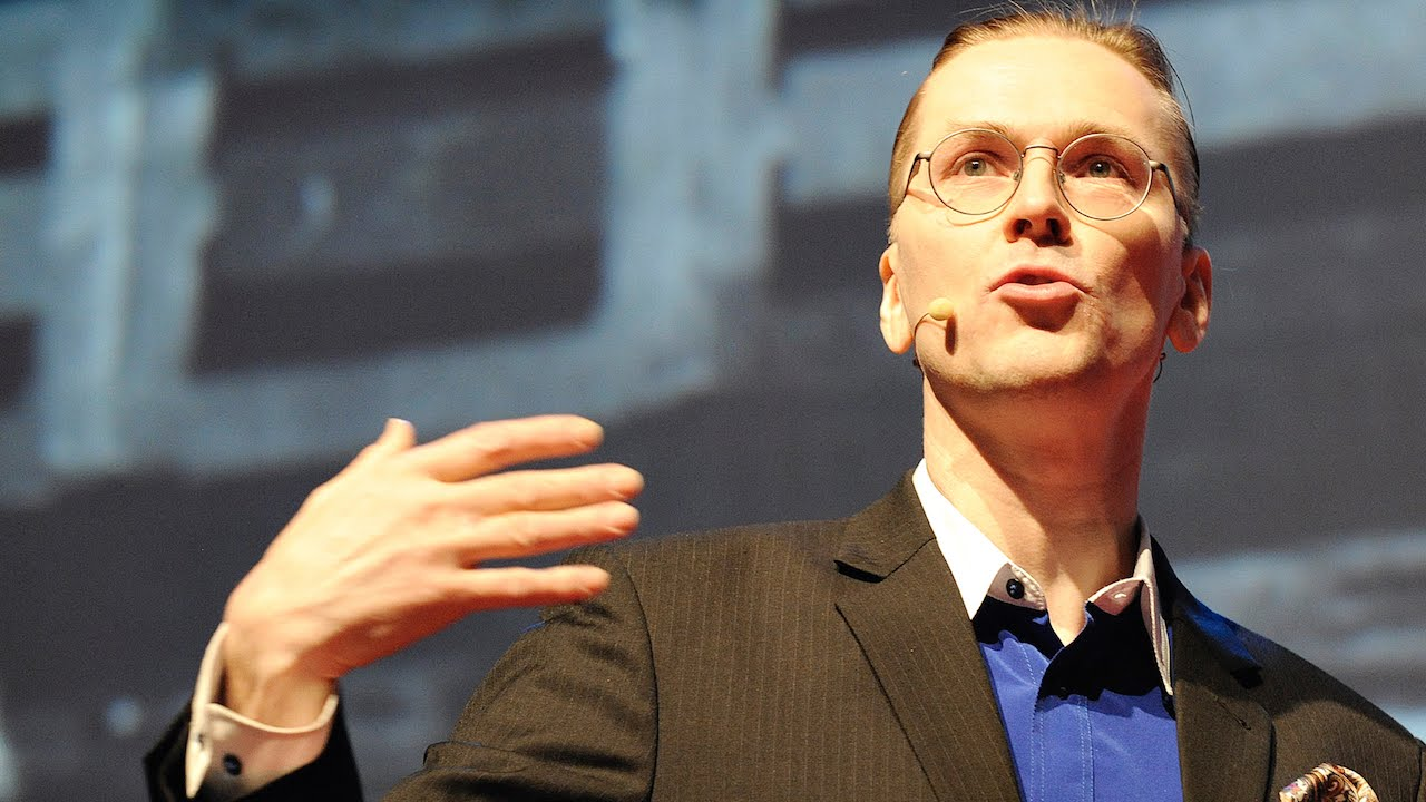 The Internet is on fire | Mikko Hypponen | TEDxBrussels