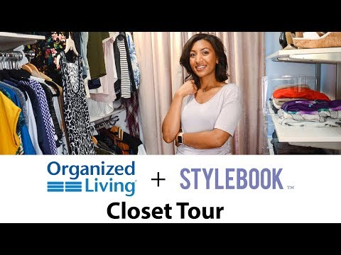 Jess Atkins' Exclusive Closet Tour