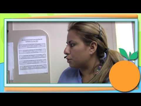 Medical Receptionist for Pediatric Associates